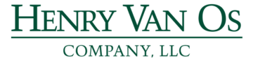 Henry Van Os, LLC. Logo